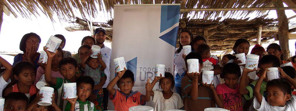 plan contra la desnutrición infantil en el departamento de la guajira