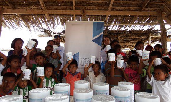 Trabajando en IRRAIPA. Comunidad wayuu¡¡¡