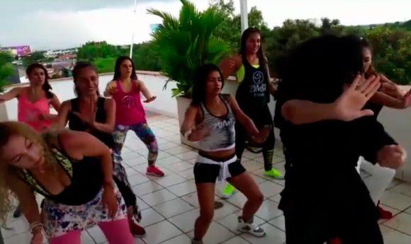 Así se baila en Cali, a ritmo de #ZumbathonConCorazonGuajiro