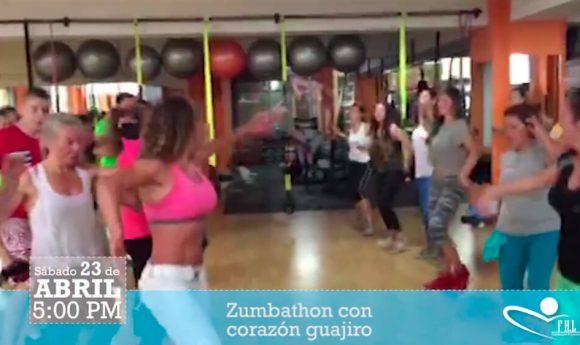 Tunja baila Zumba al ritmo de #CorazónGuajiro