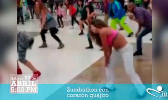 Colombia baila Zumba al ritmo de #CorazonGuajiro