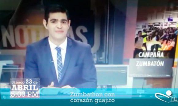 La #Zumbathon llega a todos los colombianos que se mueven con corazón guajiro